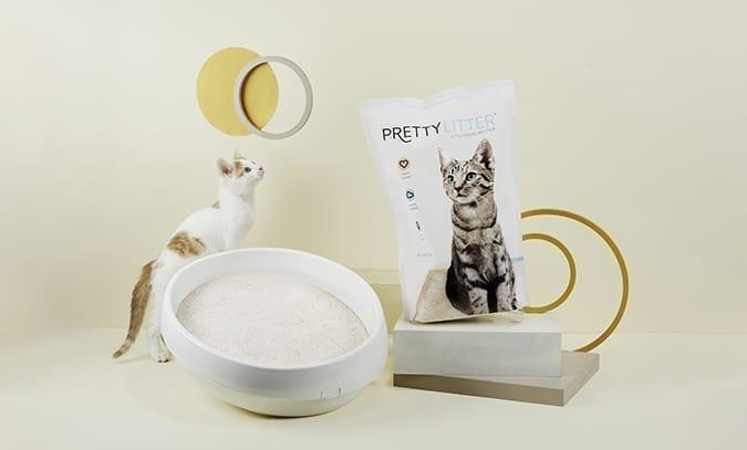 PrettyLitter Advanced Cat Litter