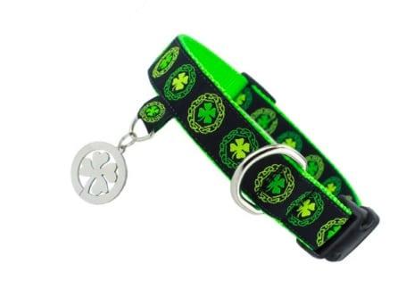 Irish Celtic Dog Collar