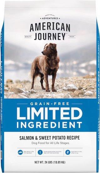 American Journey LID food