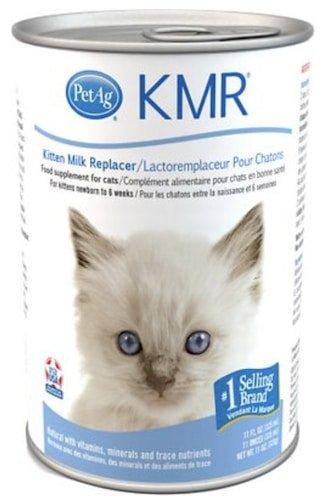 KMR kitten liquid formula
