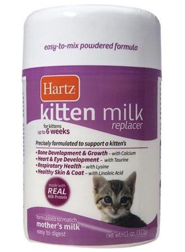 Haartz kitten powder formula