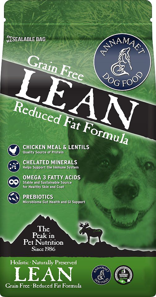 Annamaet Lean dog food