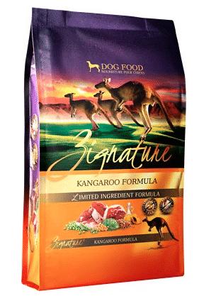 Zignature kangaroo recipe