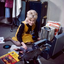 Dusty Springfield: © Popperfoto / Getty Images