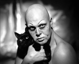 Leigh Bowery: © Mike Owen