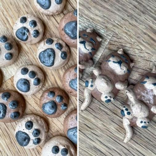 Isobel Davies meringue cookies 3