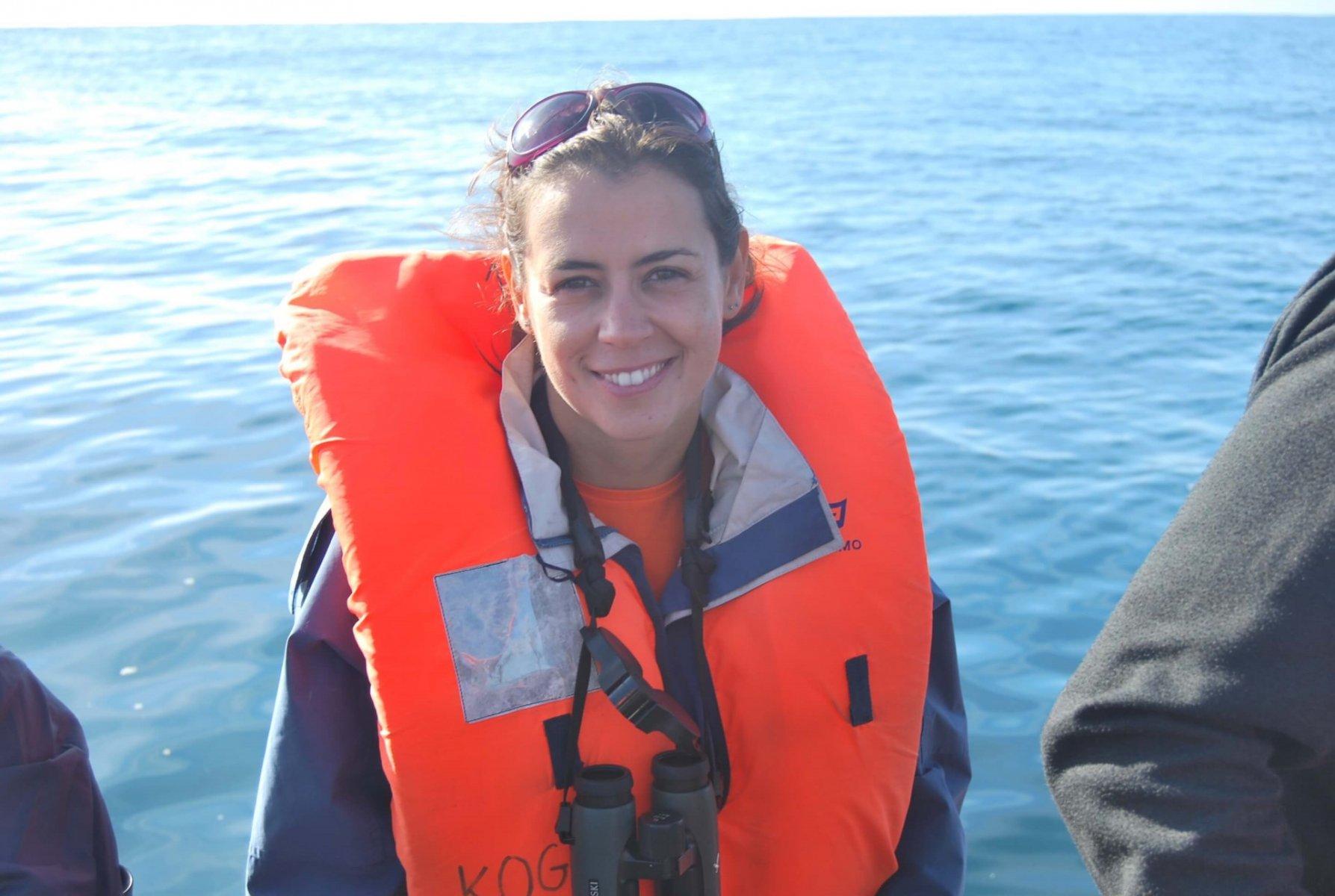 Joana Andrade, Head of Marine Conservation, SPEA/BirdLife Portugal