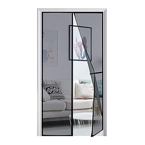 magnetic pet screen door