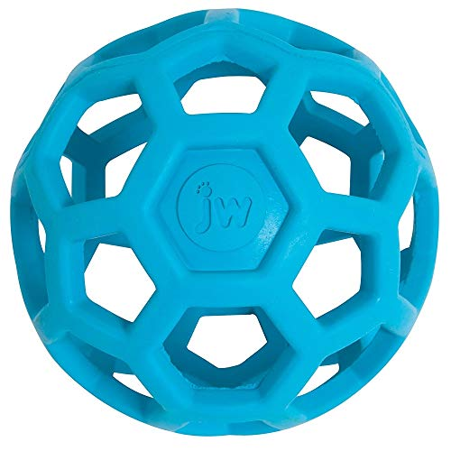 JW Hol-ee Roller treat-dispensing dog ball toy