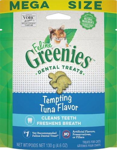 greenies tuna dental treats