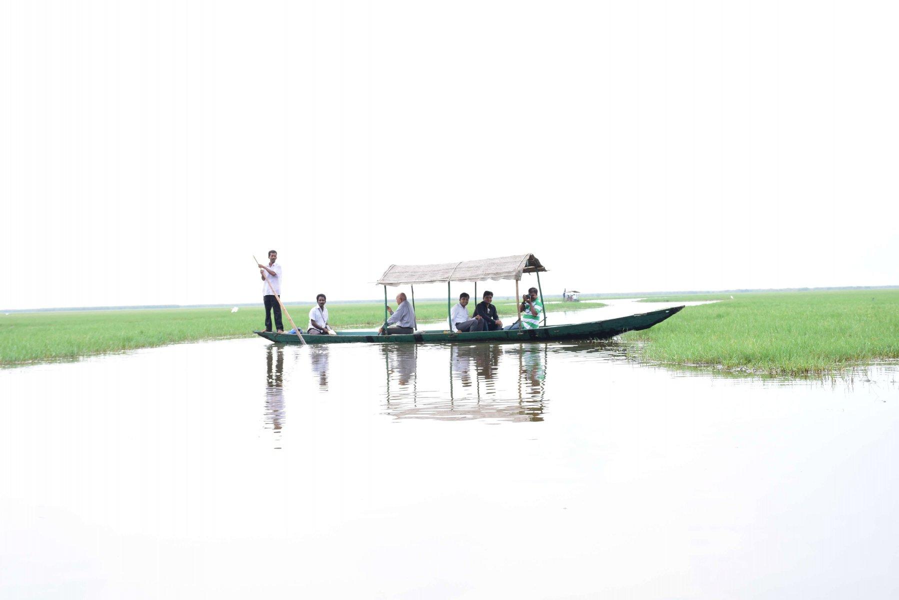 An ecotourism trip to Mangalajodi wetlands during better times © Neerakiran