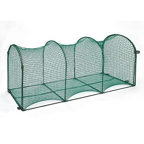 Kittywalk mesh portable catio tunnel