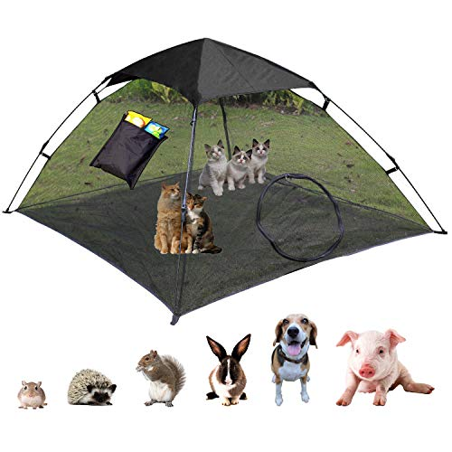 Outing Man portable tent-style catio