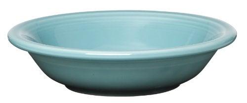 Fiesta teal bowl