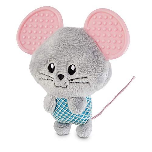 Petco plush mouse kitten teething toy