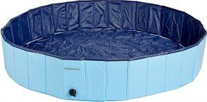 blue Cool Pup splash pool